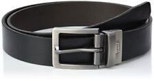 Nero 105 cm Levi's Levis Footwear and Accessories Big Bend Cintura Uomo