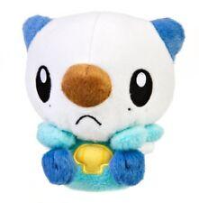 "Pokemon Black & White Best Wishes Oshawott Mijumaru 6"" Plush Toy"