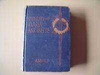 History of Maria Antoinette by John Abbott 1849