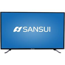 """Sansui Sled5515W 1080p 55"""" Led Tv Hdtv-No Shipping Pick Up Only"""