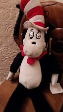 """Cat In The Hat Plush Toy 24"""" Talking New With Tags Rare"""