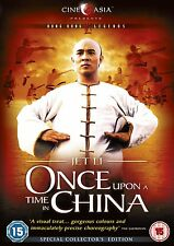 ONCE UPON A TIME IN CHINA.