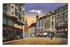 colner strasse-solingen-fotopostkarte c1920s/deutschland