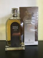 Molinard Vanille Fruitee Eau De Toilette Spray 3.3 oz / 100 ml, New ,Sealed.