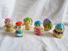 Glo Worm Bug Lot Playskool Gloworm Figure Lullaly Vintage Toys