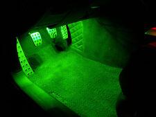 Green VE WM Commodore Berlina Calais Statesman SS Under Dash Light LED Footwell