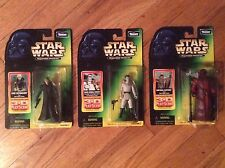 LOT OF 3 Star Wars Expanded Universe Grand Admiral Thrawn/L Skywalker/Sentinel