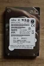 "Fujitsu 2.5"" 15000 RPM 146GB SAS MBE2147RC Hard Drive HDD Disk 15k"