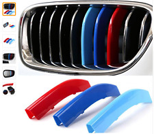BMW M SPORT GRILL 3 COLOUR COVER SPORTS STRIP 5 SERIES - E60 M5 2004-2010 Style