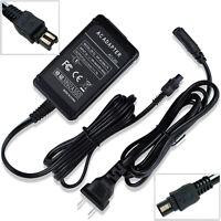 AC Adapter Charger Power For Sony HandyCam DCR-PC350 DCR-SR40 DCR-SR42 DCR-SR45