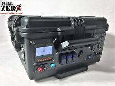 FuelZero Portable 9000/3000 Watt 200 Ah Solar Generator LIFEPO4 Battery 2920WH