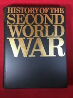History of The Second World War WWII Magazine Vol 1 Part 1-17 Binder  Cavendish