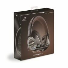 Plantronics Backbeat Pro 2 Black Tan Bluetooth Noise Cancelling Headphones AU
