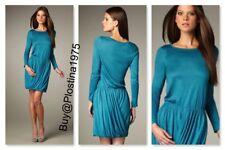 NWT $275  Tibi  Jersey Drape Dress [ Size :Large ]  #B238