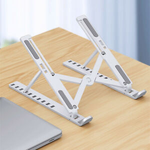 Adjustable Laptop Stand Folding Portable Desktop Holder For Notebook Mac Book