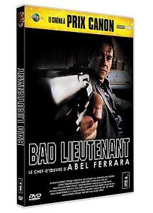 Bad Lieutenant (Éd simple) DVD ~ Harvey Keitel - NEUF - VERSION FRANÇAISE