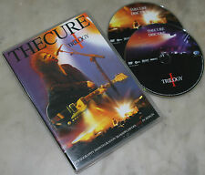The Cure Trilogy: Pornography Disintegration Bloodflowers LIVE in Berlin 2 DVD.