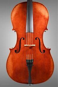 """Stoica Alin 4/4 """"Meister"""" Violoncello Cello, Handarbeit aus RO"""