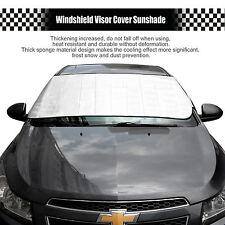 Window Foil Sun Shade Car Windshield Visor Cover Block Front Window Sunshade UV