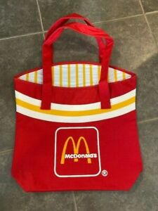 Vintage McDonald's French Fries Purse Tote bag