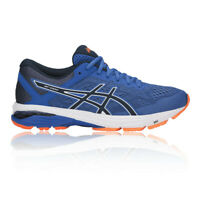 Asics Mens GT-1000 6 Running Shoes Trainers Sneakers Blue Sports Breathable