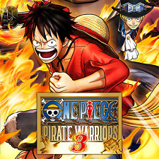 One Piece Pirate Warriors 3 PC Steam Code Key NEW Download Game Fast Region Free