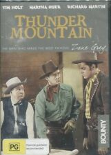 THUNDER MOUNTAIN -Tim Holt, Martha Hyer, Richard Martin  - DVD