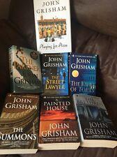 John Grisham Books - Lot Of 6 Paperbacks + 1 Hardcover - Great Condition