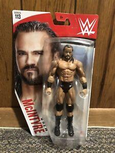 WWE Mattel Basic Series 113 Drew McIntyre Action Figure