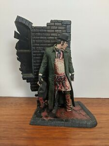 Todd McFarlane's Monsters 3 Jack the Ripper Faces of Madness Pre-owned Complete!