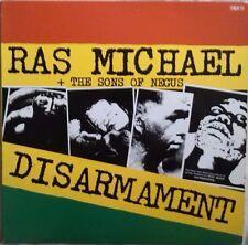 "RAS MICHAEL & THE SONS OF NEGUS - ""Disarmament"", Vinyl LP, Roots, Trojan, 1981"