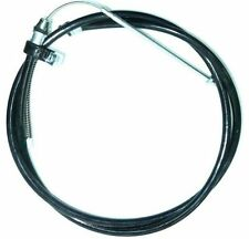 Absco 6428 Stainless Steel Brake Cable Rear Right Parking Brake Cable