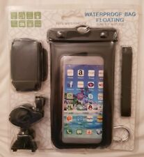 Iphone / Android Waterproof Case, Bag For Watersports and Cycling. IPX8