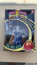 "1993 Mighty Morphin Power Rangers EVIL SPACE ALIENS 8"" LOT FIGURE New In Box"