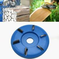 6Teeth Wood Carving Disc Tool Milling for 16mm Aperture Angle Grinder Hot