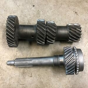 1964-65 Muncie M20 Cluster and input shaft