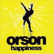 ORSON: HAPPINESS – CD SINGLE (2006) 3 TRACKS