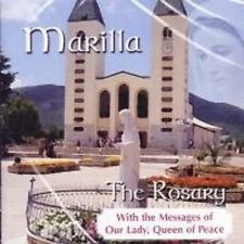 The Rosary - Marilla 2CD Set With Messages of Our Lady Queen of Peace.