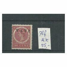 Ned. Indië 78f  JAVA Kopstaand  MNH/postfris   CV 55 €