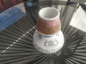 ANCIEN PYROGENE PUBLICITAIRE BAR CAFE BISTROT - tiple sec - 9 médaille d'or 1900
