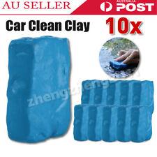 10Pcs Detailing Cleaning Bar Magic Car Auto Clean Soap Clay Sludge Mud Remove