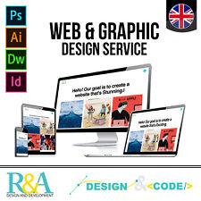 Graphic Design Service / Logo / Business Card / Leaflet / Menu / Brochure / Post