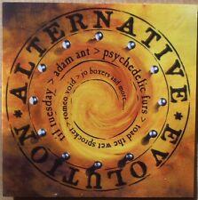Alternative Evolution - Til Tuesday, The Nails, Adam Ant u.a. - CD neu & OVP