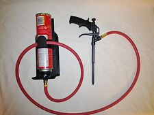 FOAM - STER FOAM GUN WITH HOSE AND HOLSTER STYLE CAN HOLDER MADE IN THE U.S.A