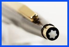 1977er MONTBLANC Edelstahl & Gold NOBLESSE Kugelschreiber; ball point pen