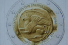 2 EURO COMMEMO GRECE 2020 100ANS UNION DE LA TRACE  PIECE UNC