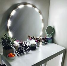 Hollywood Vanity Mirror LED Light Kit with Remote