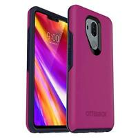 NEW Authentic OtterBox Symmetry Series Mix Berry Jam Case For LG G7 ThinQ