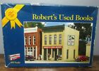 """WALTHERS HO Scale Cornerstone Series 933-3615 """"ROBERT'S USED BOOKS"""""""