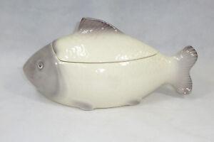 Large Pot with Lid Can Ceramics Wächtersbach Waechtersbach